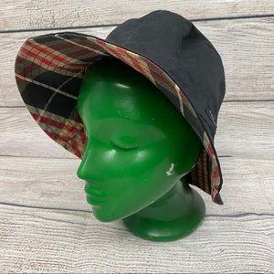 Burberry London Reversible Bucket Hat